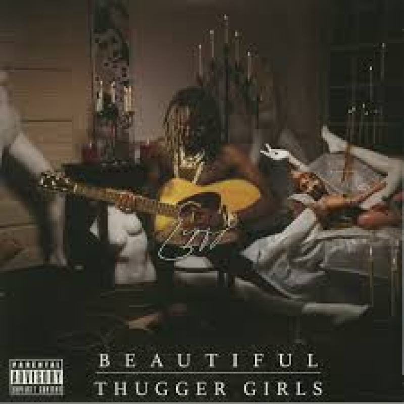 LP Young Thug  - Beautiful Thugger Girls VINYL DUPLO IMPORTADO LACRADO