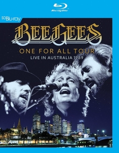 BEE GEES - One For All Tour Live in Australia 1989 BLURAY IMPORTADO