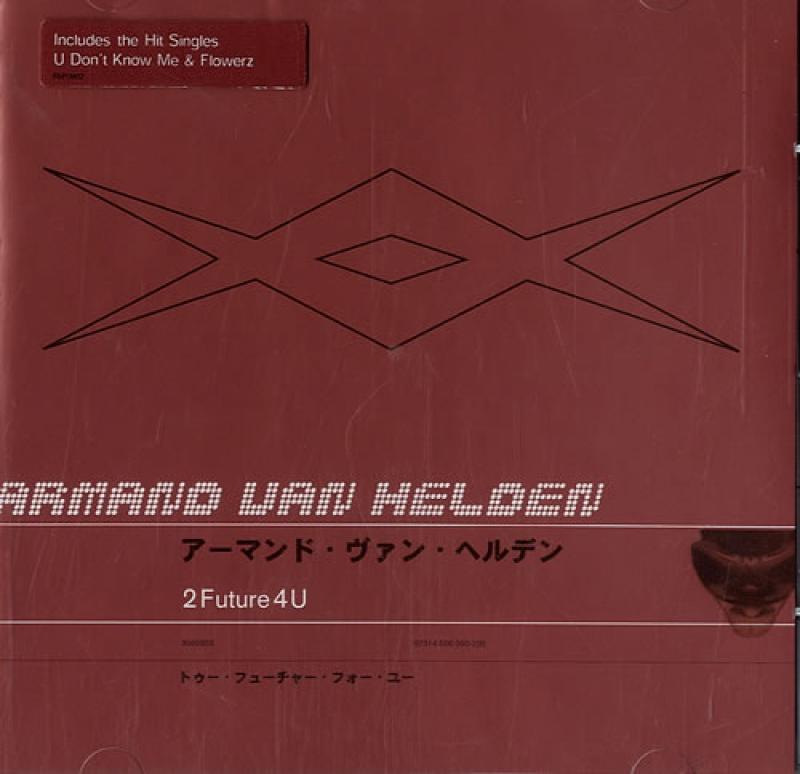 Armand Van Helden - 2Future4U CD