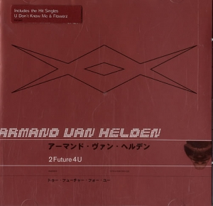 Armand Van Helden - 2Future4U CD