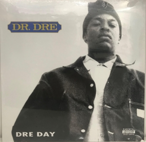 LP Dr Dre - Dre Day VINYL SINGLE IMPORTADO LACRADO