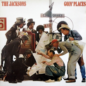 LP  The Jacksons - Goin Places VINYL (IMPORTADO)