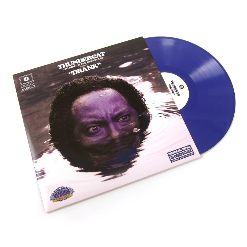 LP Thundercat - Drank Colored Vinyl Vinyl 2LP LACRADO