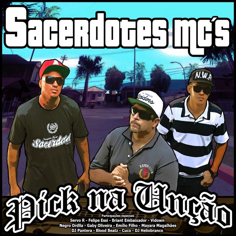 SACERDOTES MCS - PICK NA UNCAO CD