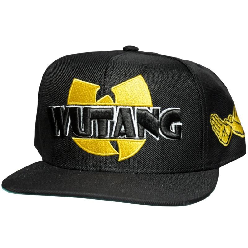 BONE WU TANG CLAN - 36 chambers PRETO