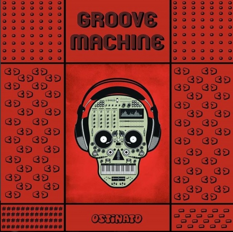 Groove Machive - Ostinato CD
