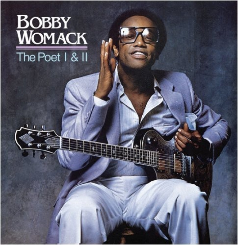 Bobby Womack -  The Poet I and II (CD) IMPORTADO