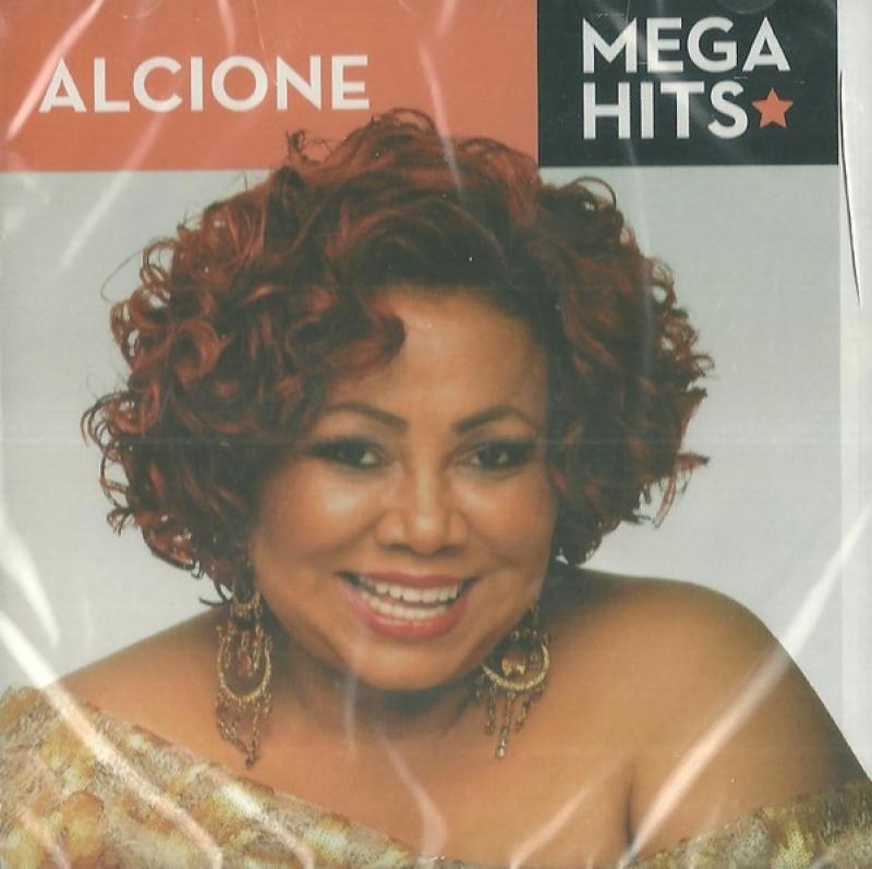 Alcione - Mega Hits CD