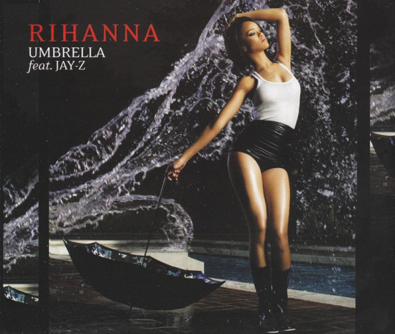 LP Rihanna - Feat Jay Z Umbrella VINYL