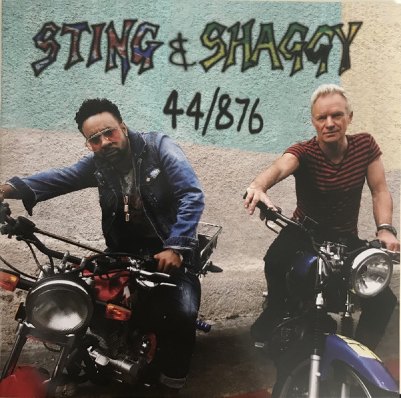 Sting e Shaggy - 44 876 (CD)