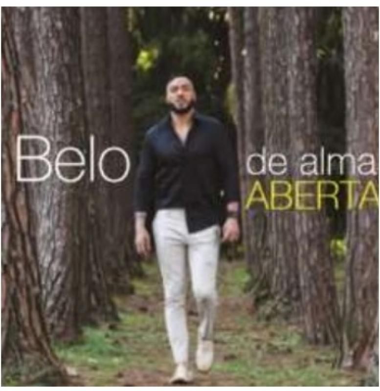 Belo - De Alma Aberta (CD)