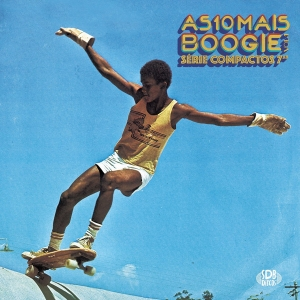 LP  As 10 Mais Boogie Vol 1 VINYL