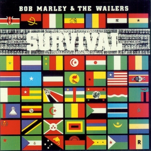 Bob Marley The Wailers - Survival CD IMPORTADO