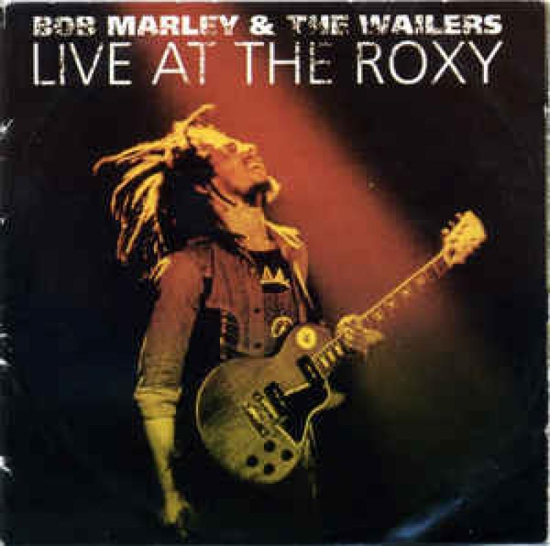 Bob Marley The Wailers - Live At The Roxy CD (IMPORTADO)