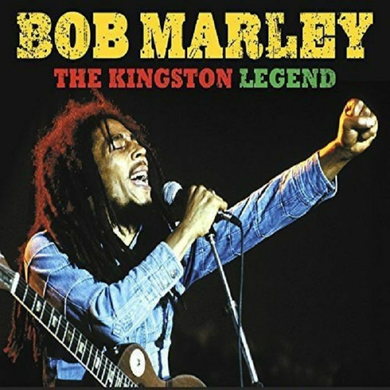 LP Bob Marley - The Kingston Legend VINYL (IMPORTADO)