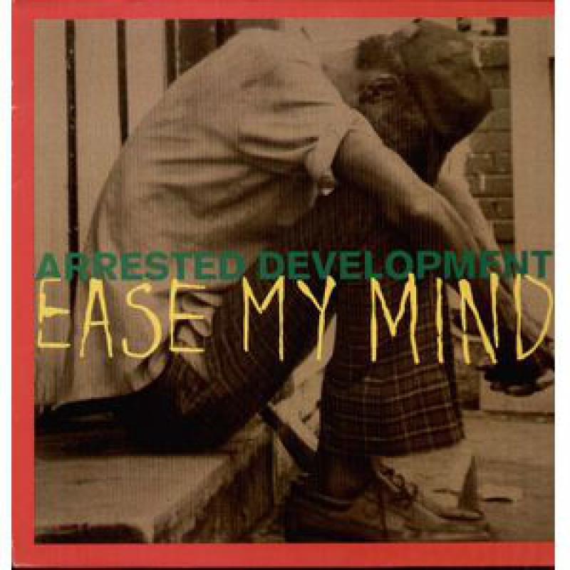 LP Arrested Development -  Ease My Mind VINYL