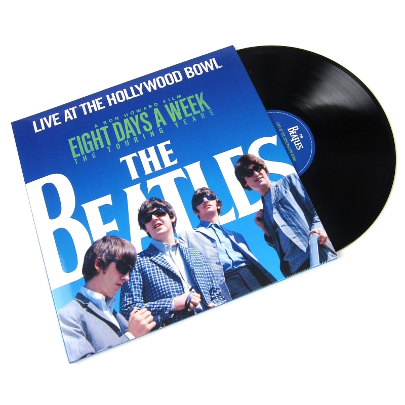 LP The Beatles - Live At The Hollywood Bowl VINYL IMPORTADO LACRADO