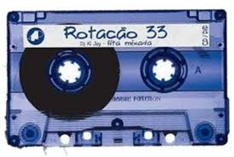 Dj Kl Jay Rotação  33 Fita Mixada ( CD E DVD LACRADO)