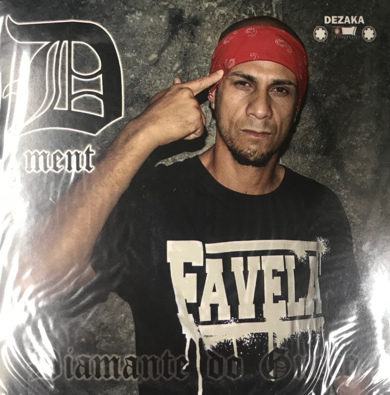 D Ment - Favela Diamante Do Gueto (CD)