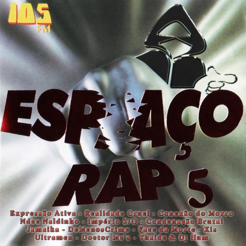 Espaço Rap VOL 5 (CD)