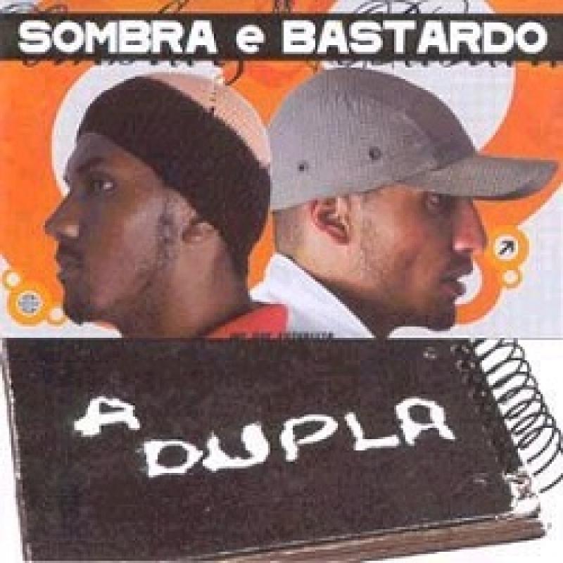 Sombra E Bastardo - Viva O Presente o Futuro A Deus Pertence A Dupla (CD)(7891916311037)