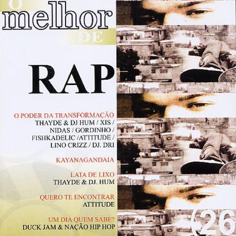 O Melhor De Rap Grandes Sucessos (CD)