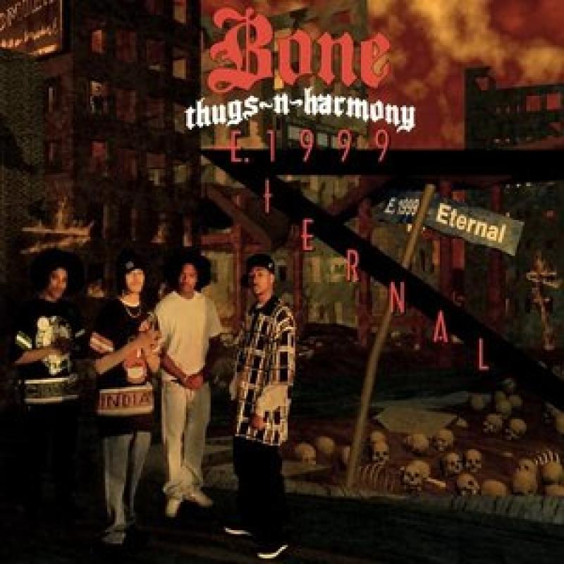 Bone Thugs N Harmony - Eternal 1999 (CD) IMPORTADO