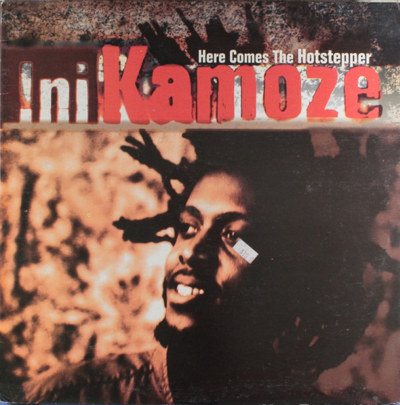 Ini Kamoze - Here Comes The Hotstepper CD (IMPORTADO)