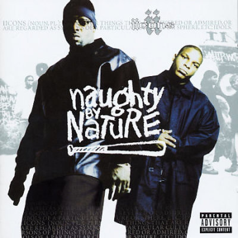 Naughty By Nature - Iicons CD