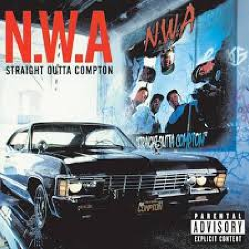 NWA - Straight Outta Compton 10th Anniversary Tribute (CD)