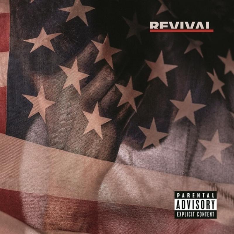 Eminem - Revival (CD IMPORTADO)