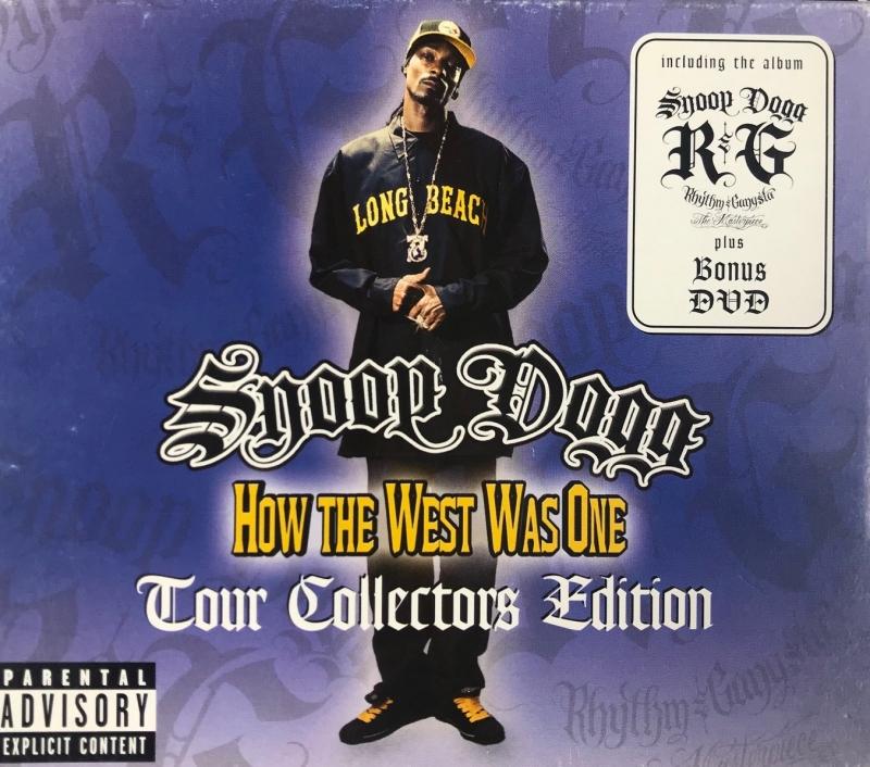 Snoop Dogg - R e G Collectors Edttion  Cd e Dvd  IMPORTADO
