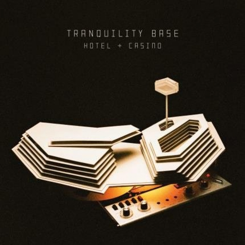Arctic Monkeys - Tranquility Base Hotel Casino CD