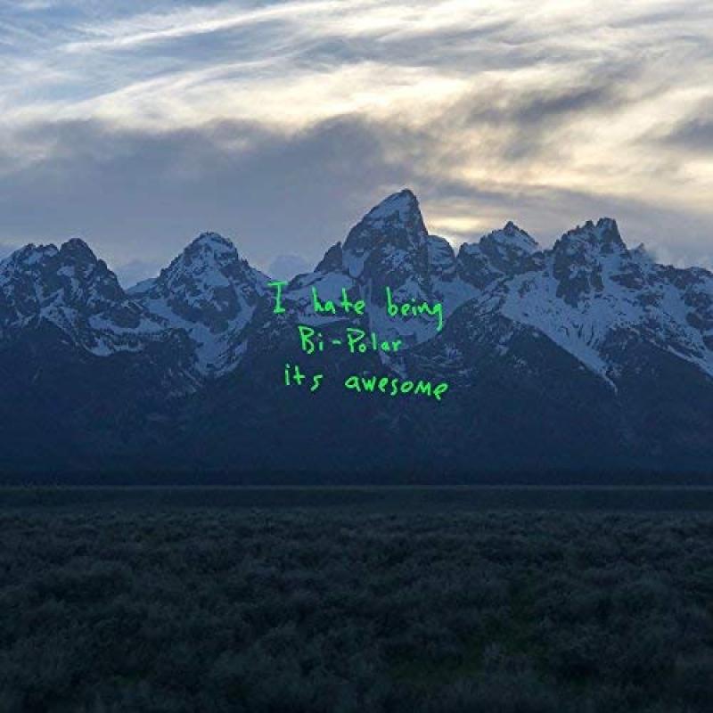 Lp Kanye West - Ye (Vinyl Importado Lacrado) (602567784692)