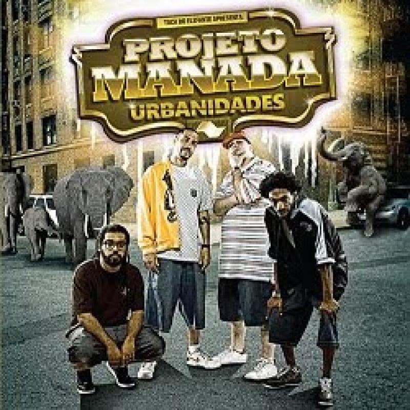 Projeto Manada - Urbanidades (CD)