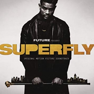 LP Future - Superfly Original Motion Picture Soundtrack VINYL DUPLO IMPORTADO LACRADO