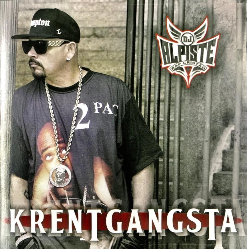 Dj Alpiste - Krent Gangsta (CD) (7899478205580)