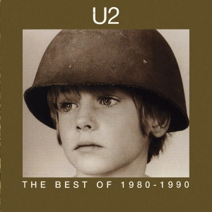 LP U2 - The Best Of 1980 1990 VINYL DUPLO 180GRAM (602557970890)