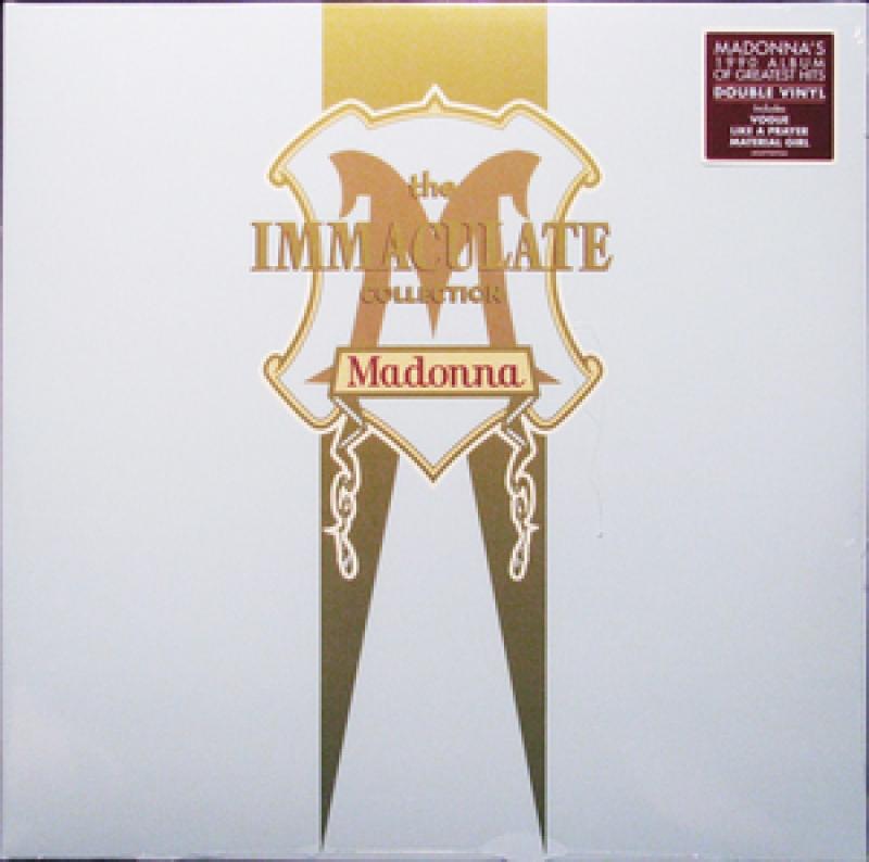 LP Madonna - The Immaculate Collection VINYL DUPLO IMPORTADO LACRADO