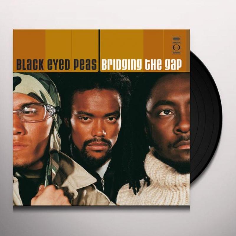 LP THE Black Eyed Peas - Bridging The Gap VINYL DUPLO IMPORTADO LACRADO