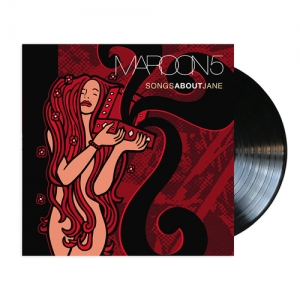 LP Maroon 5 - Songs About Jane VINYL IMPORTADO LACRADO