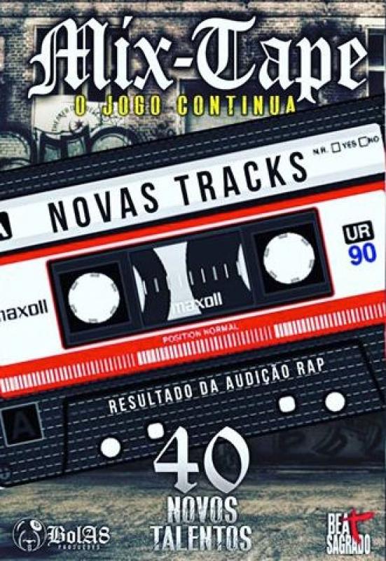 DJ Bola - O Jogo Continua Novas Tracks 40 Novos Talentos (CD)