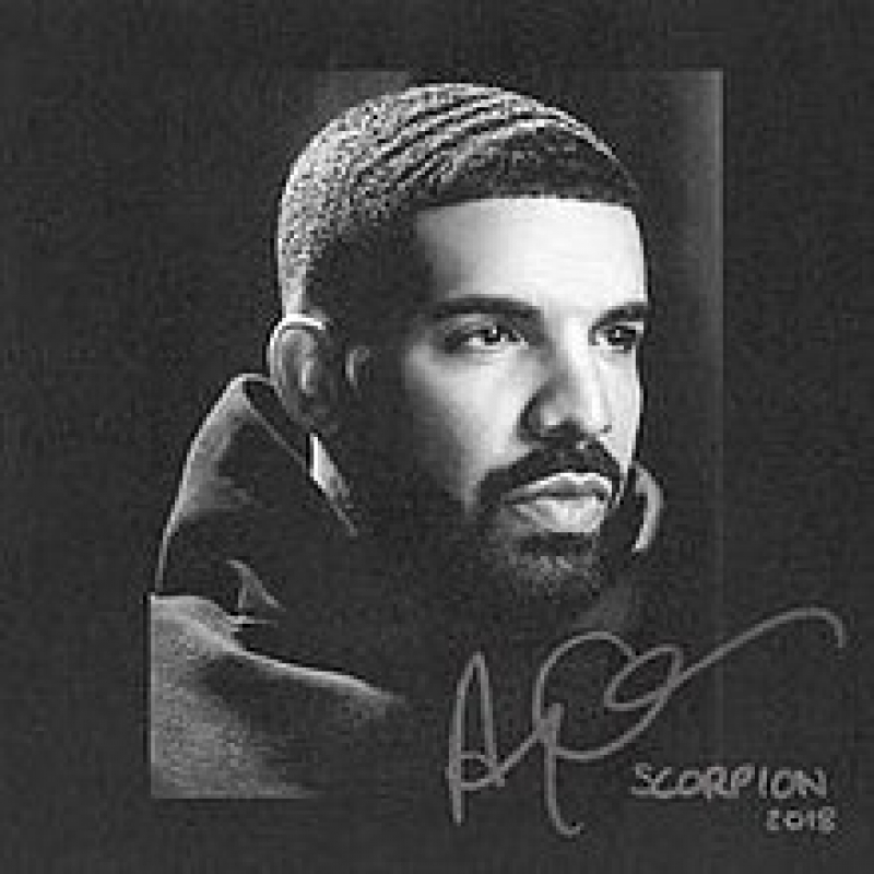 Drake - Scorpion CD DUPLO NACIONAL (602567863182)