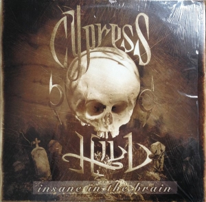 LP Cypress Hill - Insane In The Brain VINYL