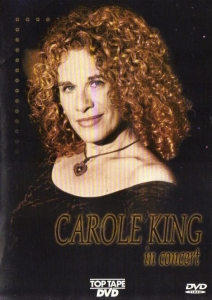 Carole King In Concert DVD