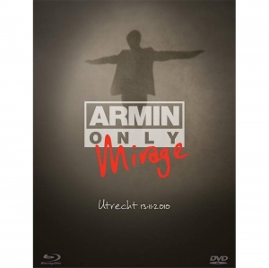 Armin Van Buuren - ARMIN ONLY MIRAGE BLURAY E DVD