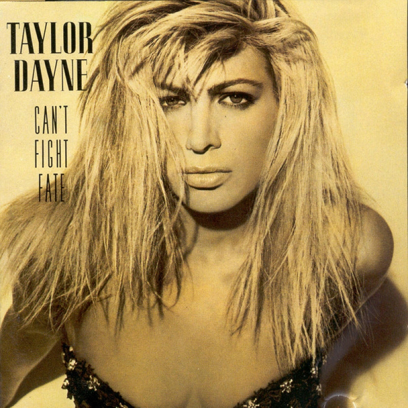 Taylor Dayne - Cant Fight Fate (CD)
