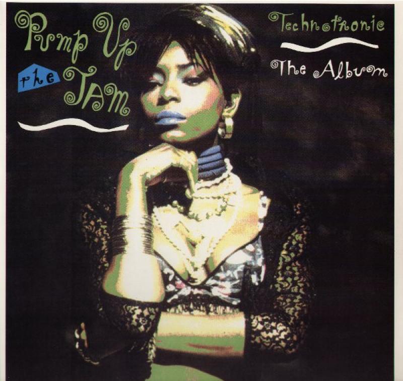 Technotronic - Pump Up The Jam CD