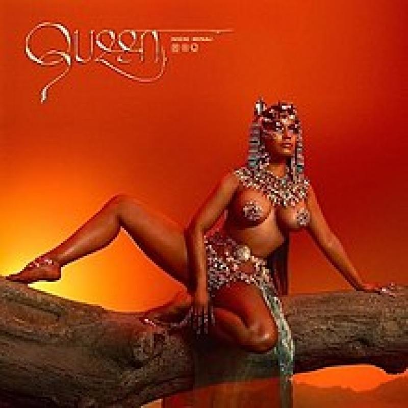 Nicki Minaj - Queen CD IMPORTADO