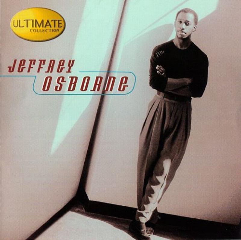 Jeffrey Osborne  - Ultimate Collection CD IMPORTADO